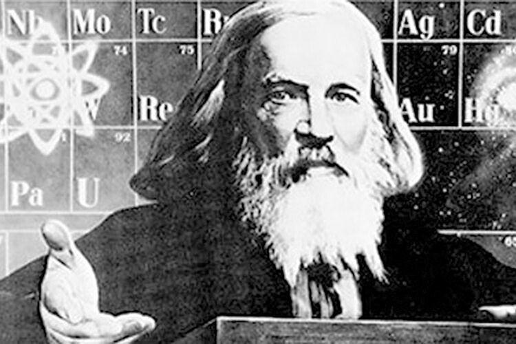 Скажіть, що за часів вашого школярства на стіні кабінету хімії не було тієї «Таблиці Менделєєва»?!