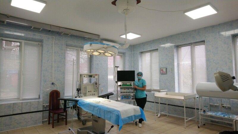 Минулоріч за кошти субвенції виконано ремонт акушерсько-гінекологічного відділення Володимирецької центральної районної лікарні
