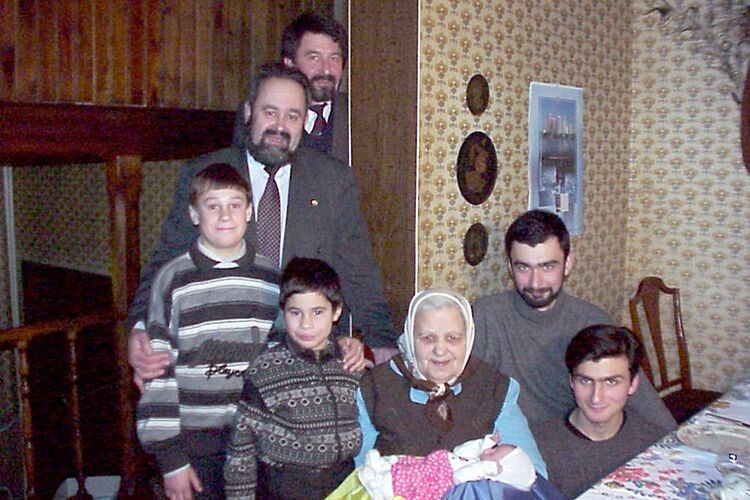 Для родини Шимоновичів незалежна Україна завжди була метою №1.