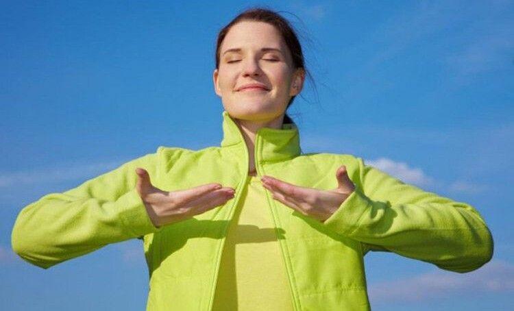 Дихальна гімнастика має стати «прологом» традиційної ранкової зарядки.