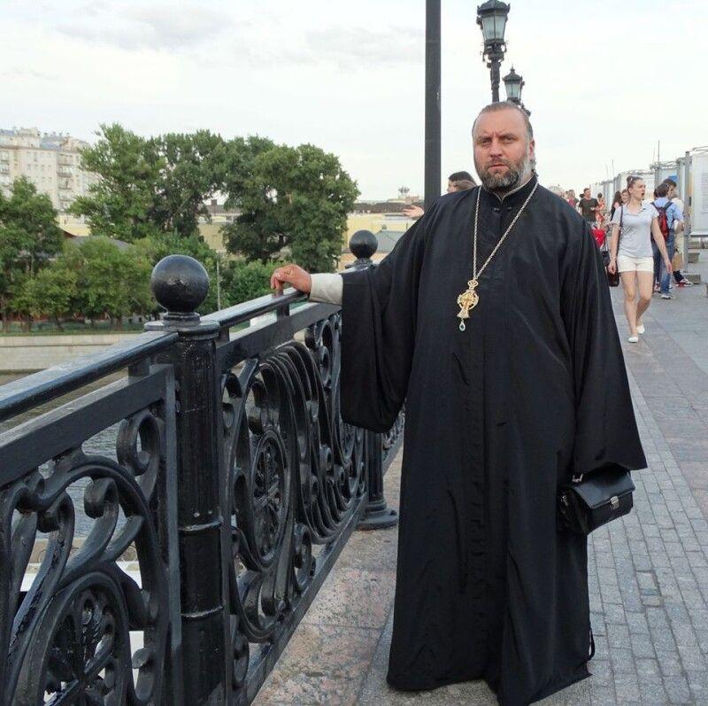 Протоієрей Олексій Шаран.