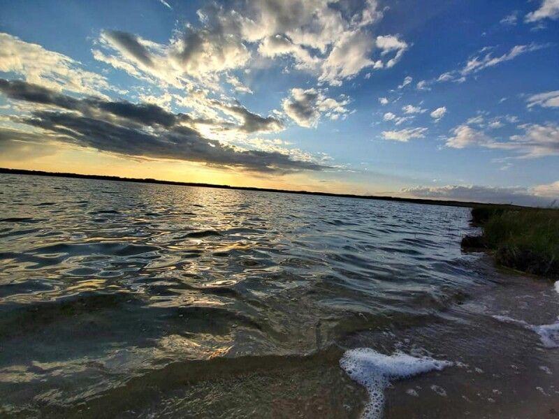 Озеро Пісочне с. Кримне