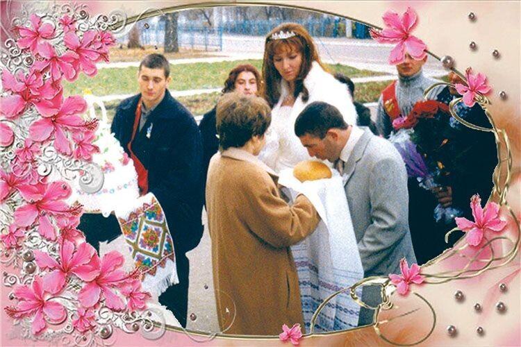 Листопадового дня брали вони шлюб, а на душі була квітуча весна.