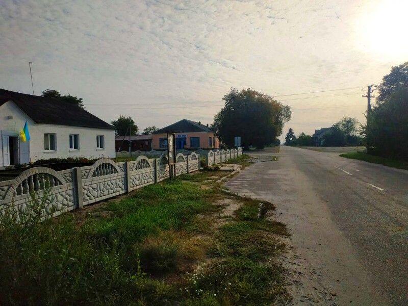Село Бірки.
