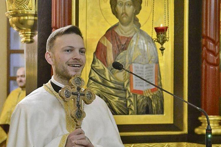 Свою першу літургію в селі Ладанці Городицький не мав у чому відправити — священничий одяг з'їли миші.