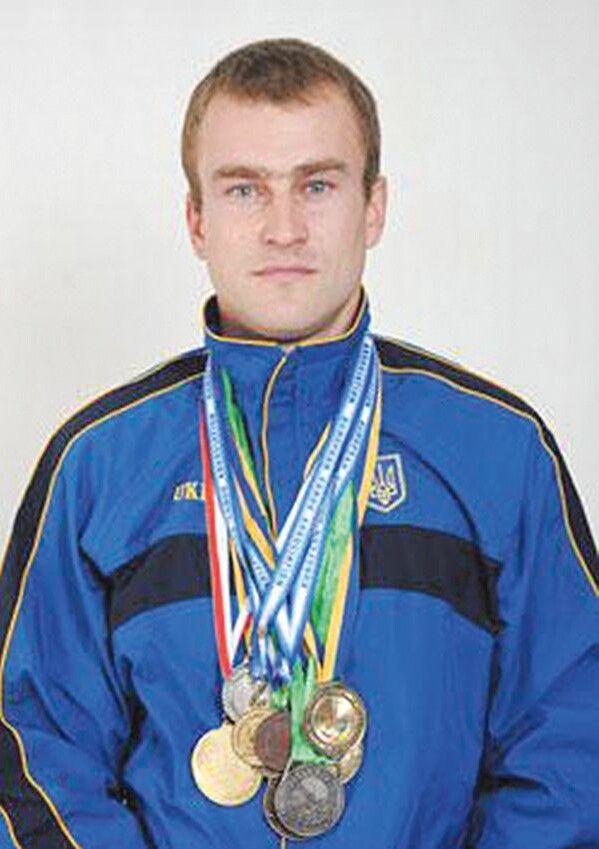 Медалі світового рівня Володимира Троцюка – найкращий приклад  для його вихованців.