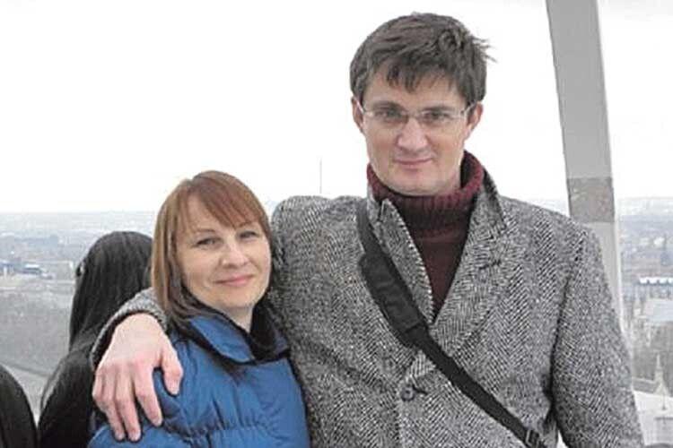 Майбутню дружину Олександру Городецьку Ігор Кондратюк зустрів, коли працював на«Інтері». Цебув службовий роман. Зустрічалися вони недовго, ібагато років жили угромадянському шлюбі.