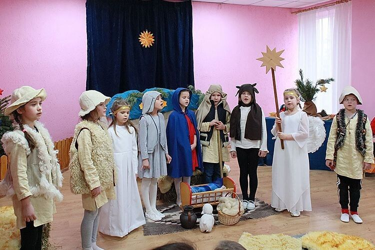Різдвяна вистава є одним із методів духовного розвитку.