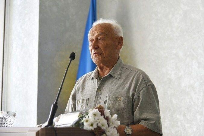Від ветеранів привітав лісівників Іларіон Маковський.
