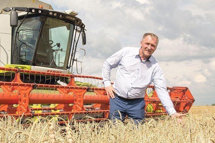Віктор Шумський - авторитетний на Волині та в Україні аграрій.