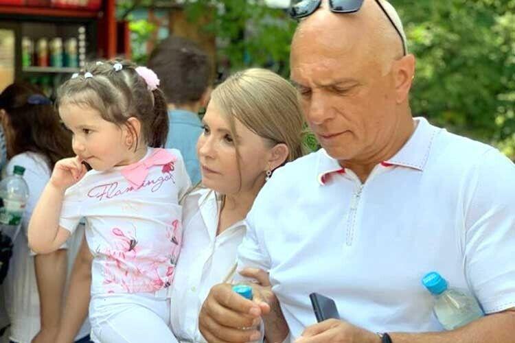 Роль бабусі Юлії Тимошенко так личить!