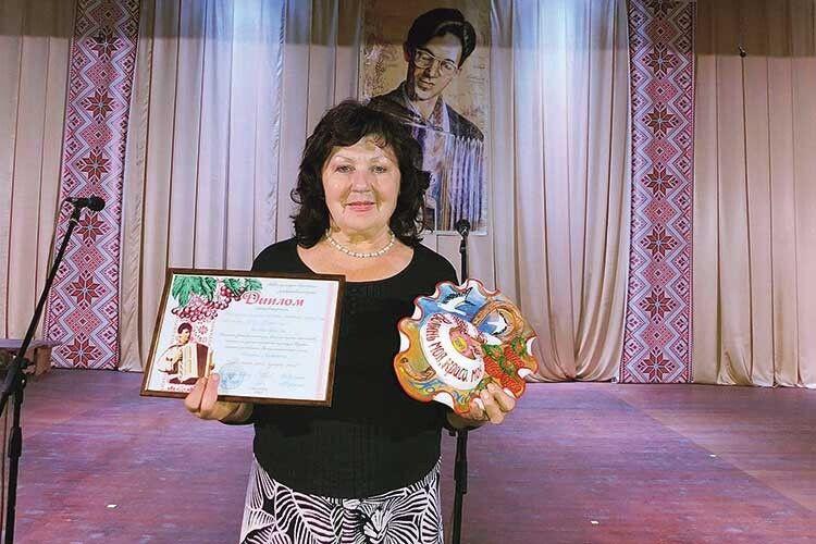 Тамара Тарасівна не один рік разом працювала з автором гімну Волині!