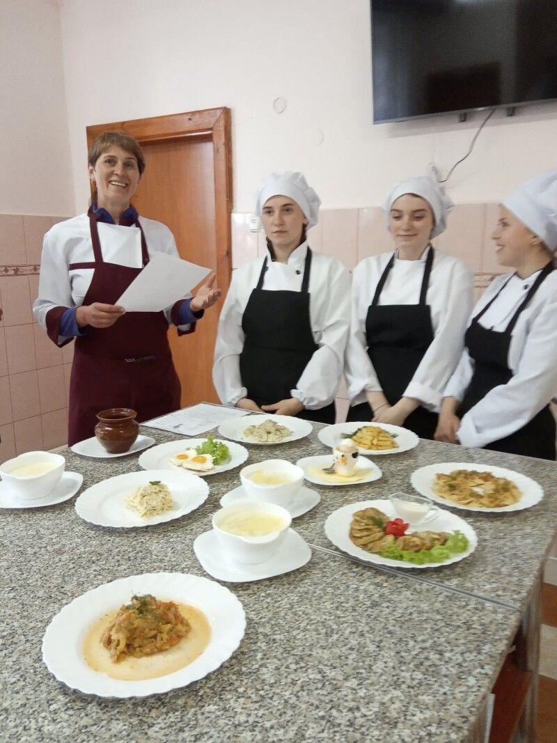 Майстрові страви учнів сподобалися!