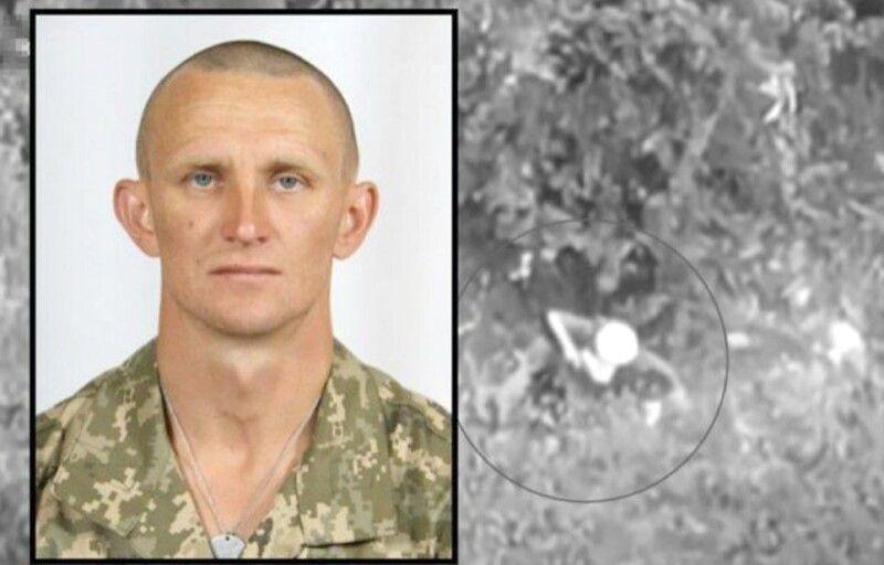 Морський піхотинець сержант Ярослав Журавель чотири доби чекав на допомогу...