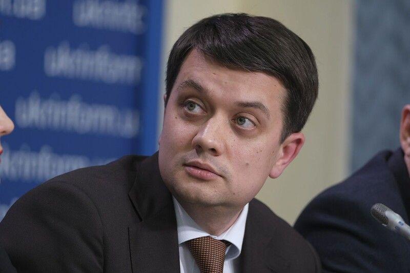 Дмитро Разумков. Фото LIGA.net.