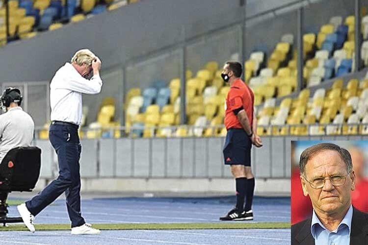 Олексій Михайличенко може посипати голову попелом: він уже не головний тренер «Динамо» (Київ) – клубу, де як гравець став зіркою світового футболу.