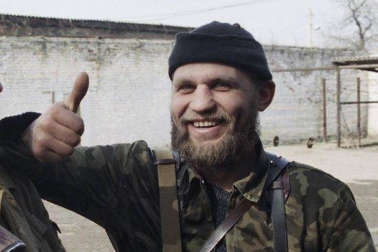 Таким Олександр Музичко був, коли охороняв Джохара Дудаєва.