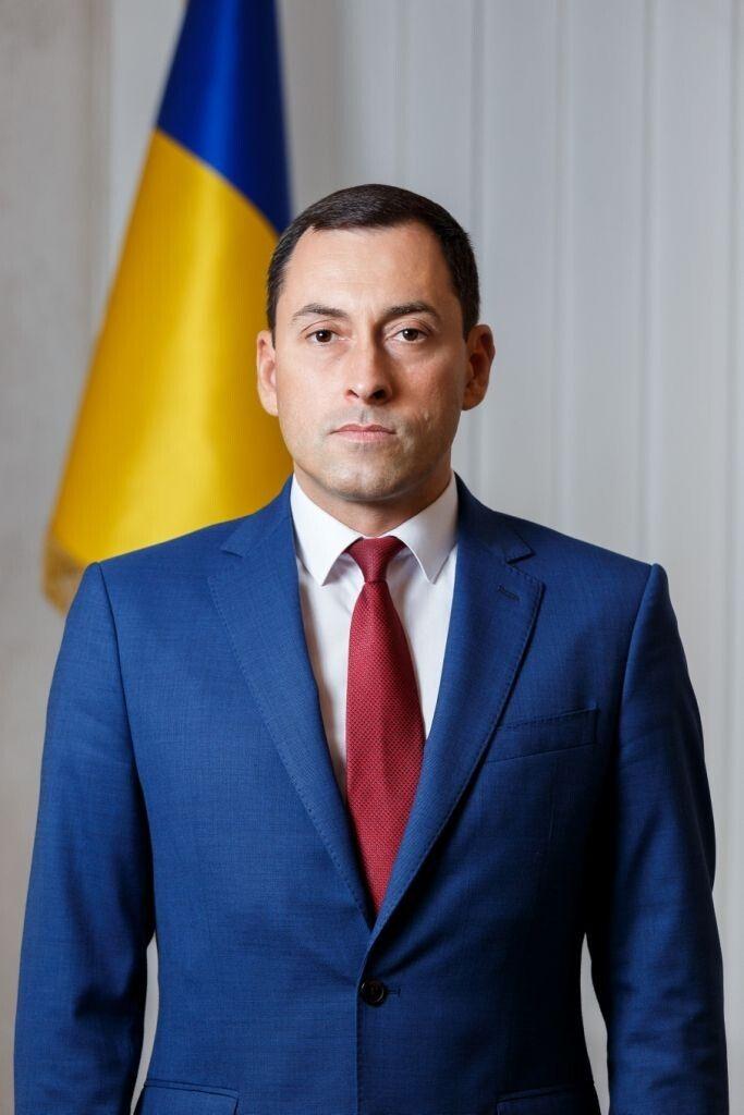 Прокурор Волині Віктор Тимчук.
