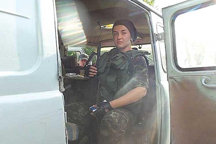 За документами — швачка, за спеціальністю — штурмовик батальйону «Айдар».