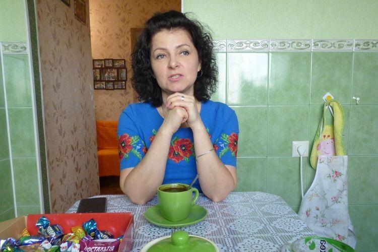 Ольга Шилін: з першого погляду і не скажеш, що ця мила жінка — мама шістьох дітей.