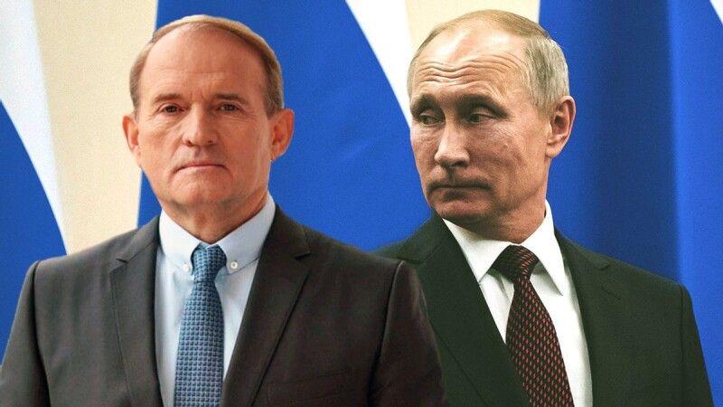Москва робить усе, щоб Зеленський погодився  на Медведчука-прем'єра.