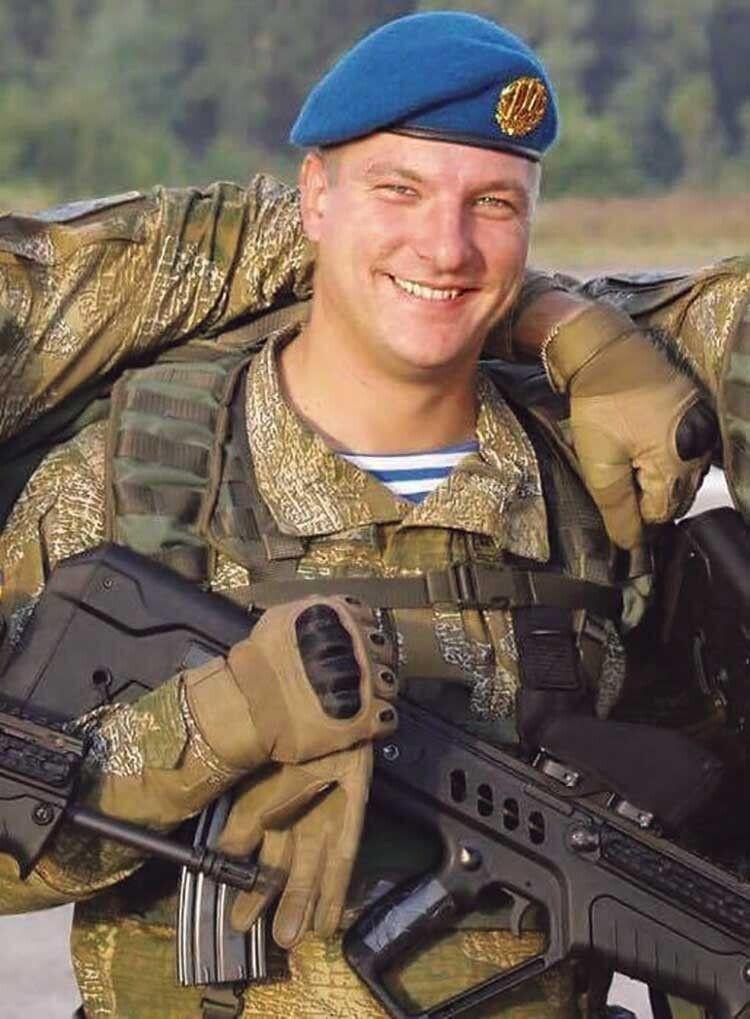 Олександр Погребиський.