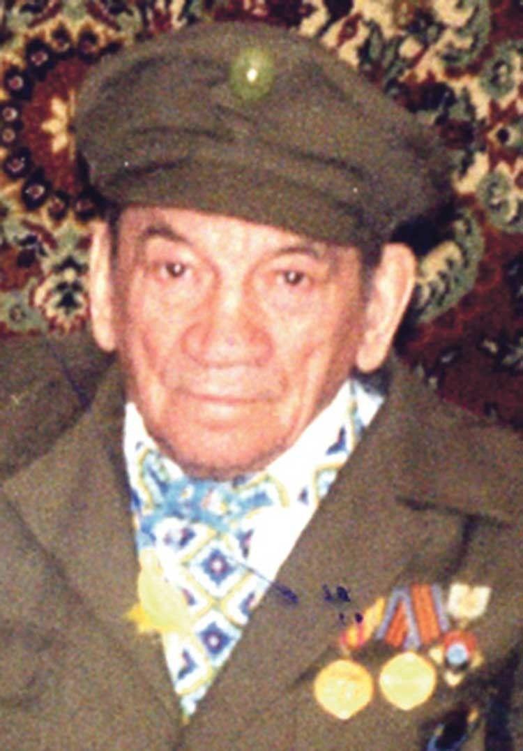 Богдан Жук до глибокої старості був активістом Галицького братства колишніх вояків УД УНА.
