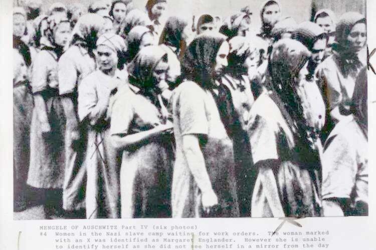 Найбільшим злочином в Аушвіці була вагітність.